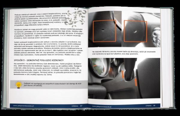książka motoryzacyjna - od ogłoszenia do kupienia